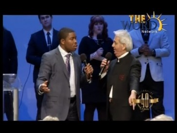 Brain Carn and Benny Hinn