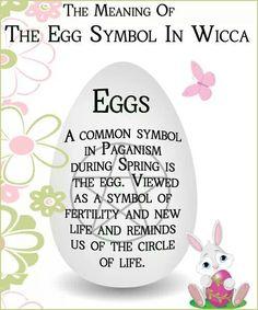 egg pagan symbol